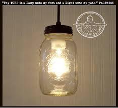 mason jar pendant light mason jar light fixtures mason jar