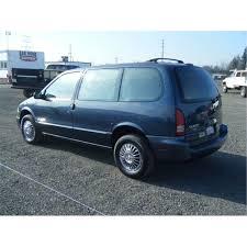 minivan nissan 1997 nissan quest xe mini van