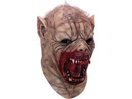 werewolf mask costume animated houseofhauntz com