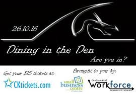 the den at dining in dining in the den ck today