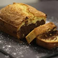 de cuisine facile et rapide recette gâteau marbré facile et rapide
