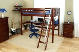 pictures of bunk beds with desk underneath bunk bed with desk underneath full length desk under loft bed bunk