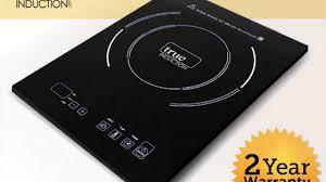 best induction cooktop true induction energy efficient single