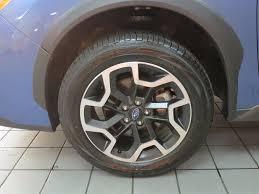 subaru crosstrek wheels 2017 used subaru crosstrek 2 0i premium cvt at north coast auto