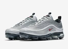 nike air silver nike air vapormax 97 silver bullet release info justfreshkicks