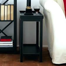 tall black bedside table black side table with drawer bedside table in black high gloss with