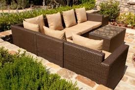 outdoor furniture rental mocha brown outdoor furniture sets egpres
