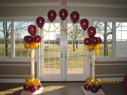 1st birthday party balloon decorations at home ash999 info