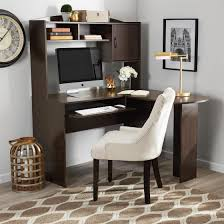 Walmart Desk With Hutch Mainstays L Shaped Desk With Hutch Colors Walmart