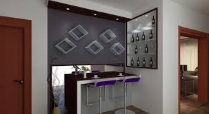 Wall Bar Ideas by Warm Lamp Home Bar Designs And Pictures With Wooden Floor And