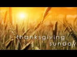 thanksgiving sunday sermons seeing beyond the seen and five