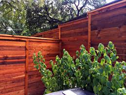 Modern Back Yard Diy Backyard Fence Is Beautiful Functional And A Modern Low With