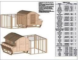 The G442 50x30x12 Garage Plans Free House Plan Reviews by Gambrel Chicken Barn Plan Free House Plan Reviews