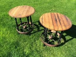 outdoor tables made out of wooden wire spools 27 fantastic diy ways to repurpose an old wooden wire spool