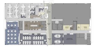 floor plan of office building carefirst cumberland office building voa associates incorporated