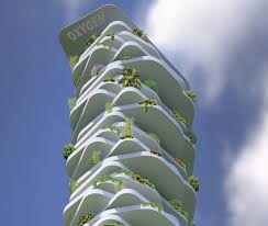 oxygen eco tower 2016 progetto cmr