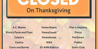 how much will you save on black friday home depot appliances stores closed on thanksgiving day 2017 list