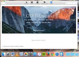 Computerm El Mac App Store El Capitan Download Abgebrochen Und