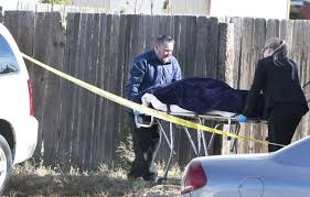 body found in backyard of pueblo home investigated as homicide