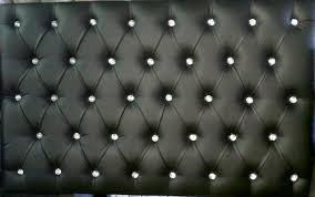 152 diamond pattern headboard black in johannesburg clasf home
