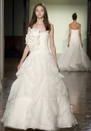 wedding dress designer vera wang wedding dresses designs photos pictures pics images vera wang