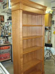 Classic Bookcase Classic Bookcase Quarter Sawn Red Oak By Sawdust55109