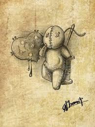 voodoo doll drawings pictures and drawings pinterest voodoo