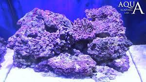 Live Rock Aquascaping Aquascaping Lab Live Reef Rock For Saltwater Aquarium