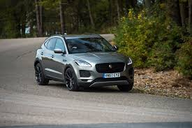 jaguar jeep jaguar e pace p300 hse review jag u0027s small suv fails to impress evo