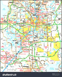 Ucf Map Popular 262 List Map Of Central Florida
