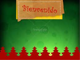 feliz navidad spanish powerpoint christmas powerpoints