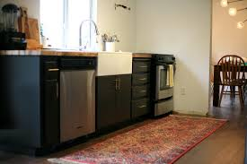kitchen makeover painting oak cabinets step by step and new