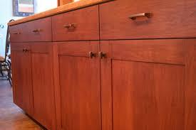 Cherry Kitchen Cabinet Doors Stunning Cherry Shaker Cabinet Doors With Cherry Shaker Cabinet