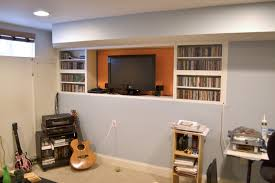 awesome basement renovations design for sport and entertainment
