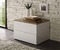 comodini moderni bianchi comodino 2 cassetti l 54 h 41 p 40 cm laccato lucido bianco con