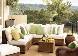 patio u0026 pergola fancy wicker chair cushions outdoor on home