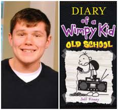 diary of a wimpy kid school book release event with special