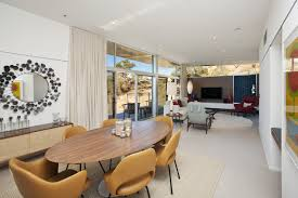 Living Room And Kitchen Open Floor Plan by Offered At 674k This Hybrid Prefab Is In Tune With The