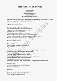 Math Tutor Resume Sample by Math Tutor Resume Sample Free Resume Example And Writing Download