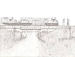 freight train coloring pages cecilymae
