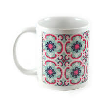 cup designs mug with malta tile design pattern no 1 stephanie borg