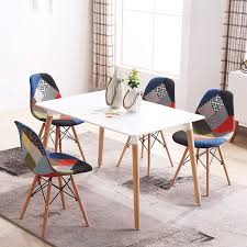 Upholstered Chairs Dining Room Online Get Cheap Upholstered Chair Styles Aliexpress Com