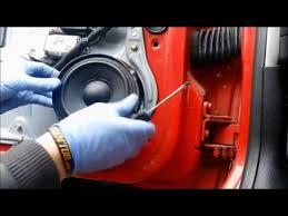 audi car speakers how to remove vw skoda audi car speakers in 4 simple steps