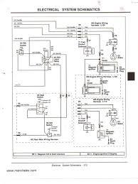 stx46 wiring diagram john deere stx stx stx lawn tractors tm