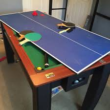 Ping Pong Pool Table Find More Mini Pool Table Ping Pong Table With Paddles Balls