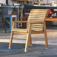 Plans For Wood Deck Chairs by How To Make A Patio Chair Diy Outdoor Furniture Tutorial Diy