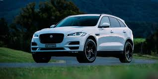 jaguar f pace 2018 jaguar f pace xe xf get new 221kw ingenium petrol engine