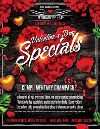 valentines specials s day specials the andes hotel the andes hotel