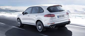 Porsche Cayenne Rims - test the power of 2017 porsche cayenne turbo s yourself