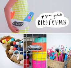 learn how to make 8 modern and simple kids craft projects on mer